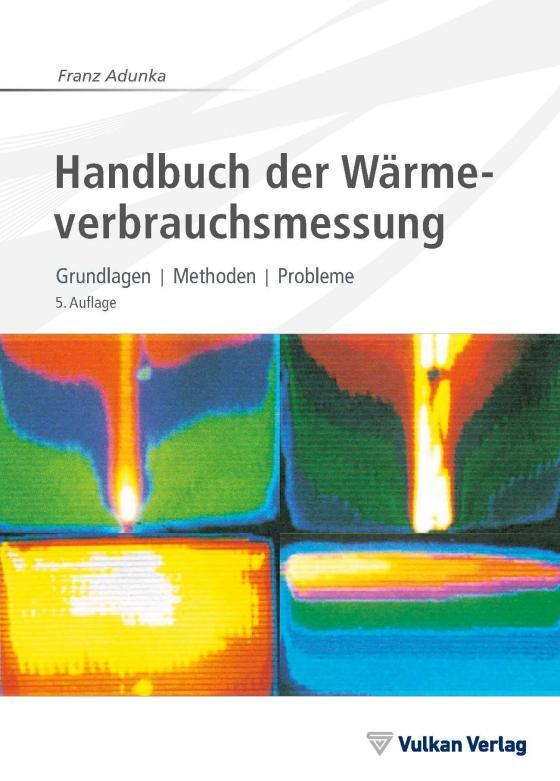 Cover-Bild Handbuch der Wärmeverbrauchsmessung