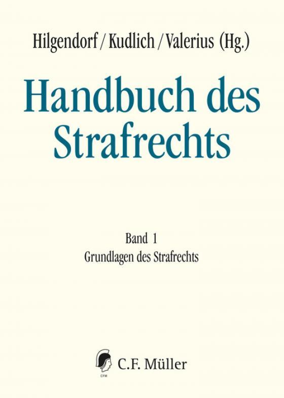 Cover-Bild Handbuch des Strafrechts
