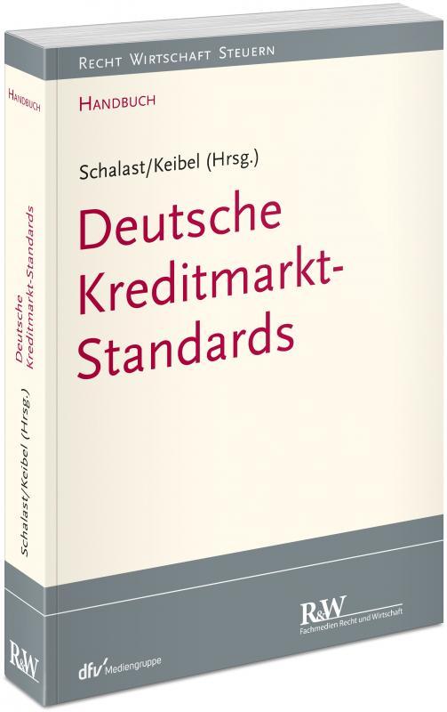 Cover-Bild Handbuch Deutsche Kreditmarkt-Standards