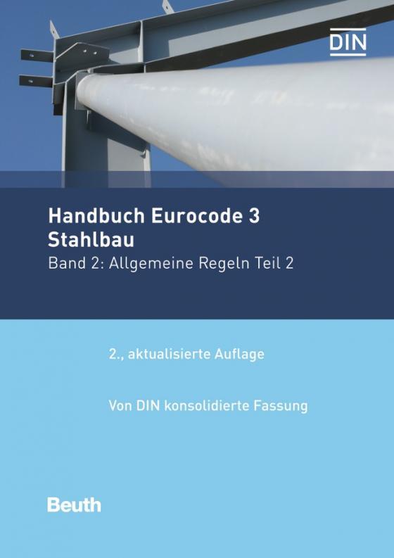 Cover-Bild Handbuch Eurocode 3 - Stahlbau Band 2