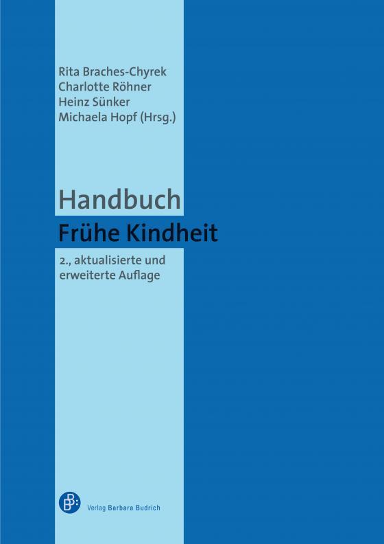 Cover-Bild Handbuch Frühe Kindheit