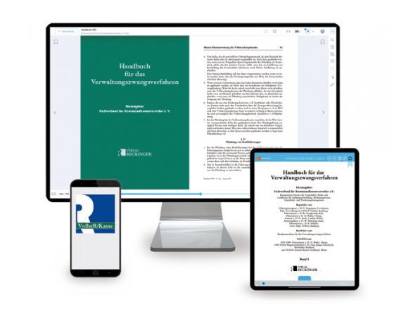 Cover-Bild Handbuch für das Verwaltungszwangsverfahren – Digital