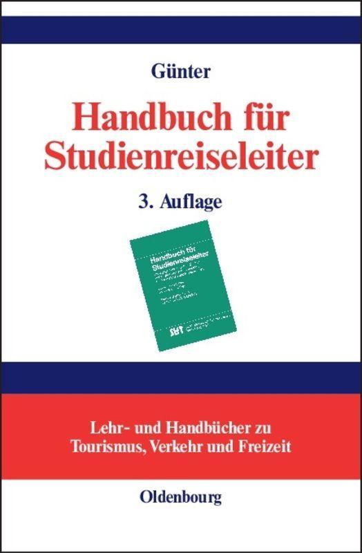 Cover-Bild Handbuch für Studienreiseleiter
