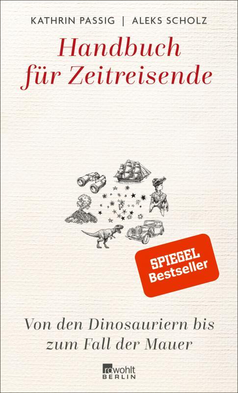 Cover-Bild Handbuch für Zeitreisende