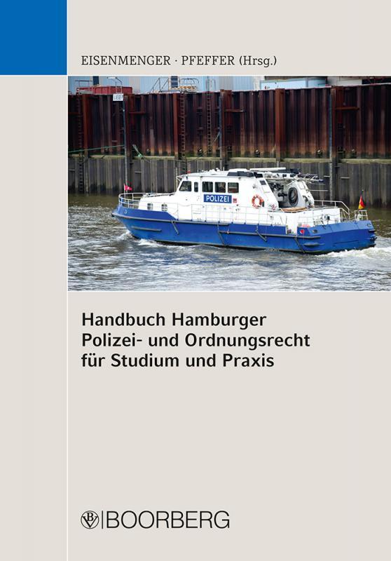 Cover-Bild Handbuch Hamburger Polizei- und Ordnungsrecht