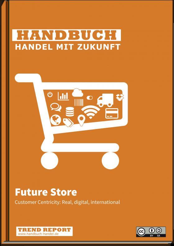 Cover-Bild Handbuch Handel mit Zukunft