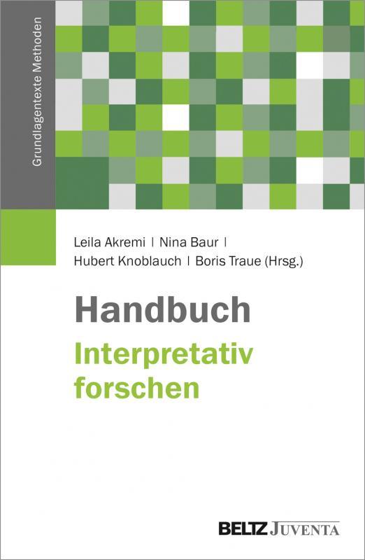 Cover-Bild Handbuch Interpretativ forschen
