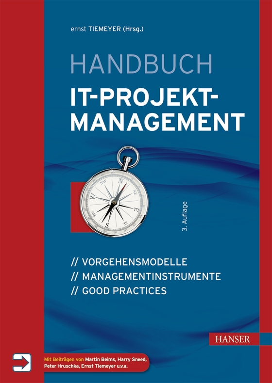 Cover-Bild Handbuch IT-Projektmanagement
