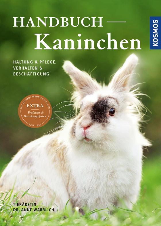 Cover-Bild Handbuch Kaninchen