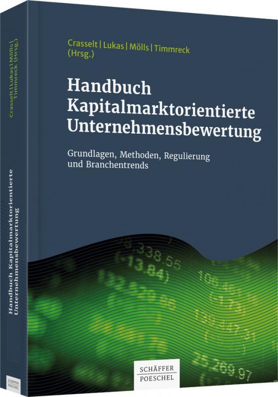 Cover-Bild Handbuch Kapitalmarktorientierte Unternehmensbewertung