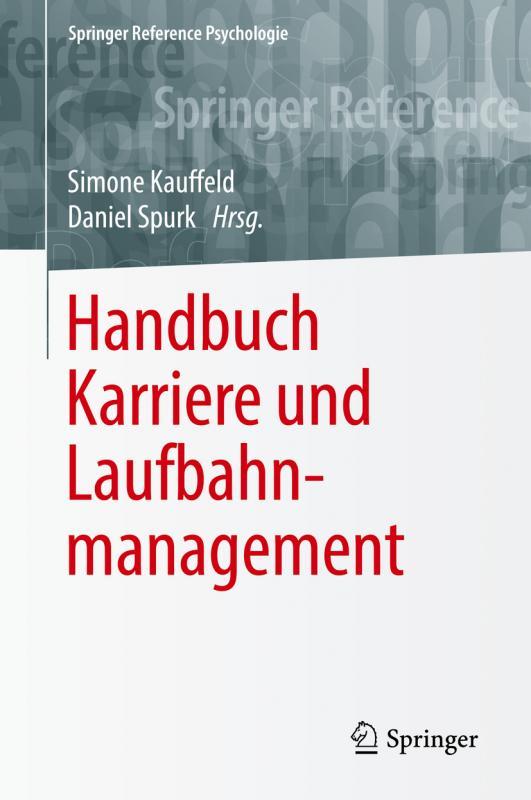 Cover-Bild Handbuch Karriere und Laufbahnmanagement