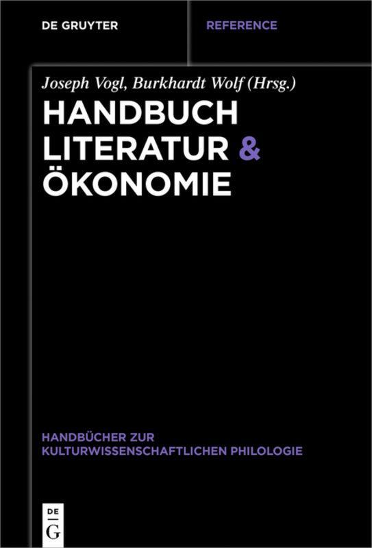 Cover-Bild Handbuch Literatur & Ökonomie