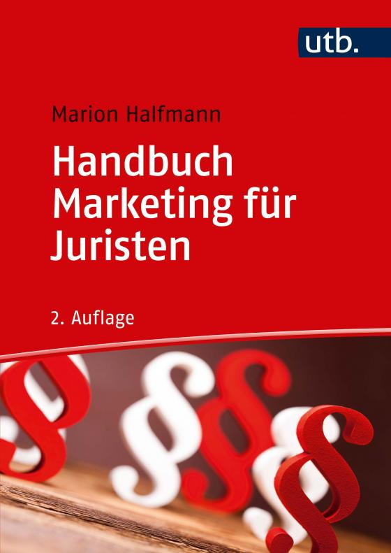 Cover-Bild Handbuch Marketing für Juristen