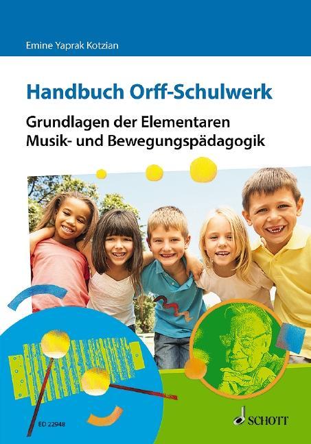 Cover-Bild Handbuch Orff-Schulwerk