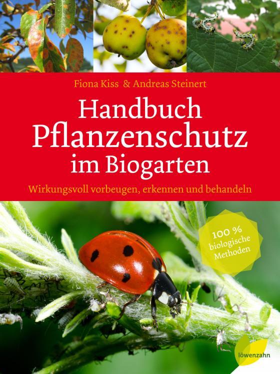 Cover-Bild Handbuch Pflanzenschutz im Biogarten