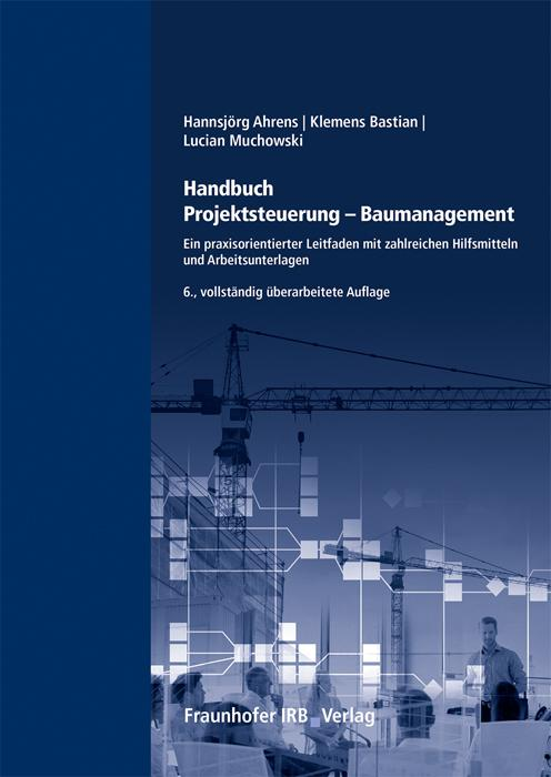 Cover-Bild Handbuch Projektsteuerung - Baumanagement.