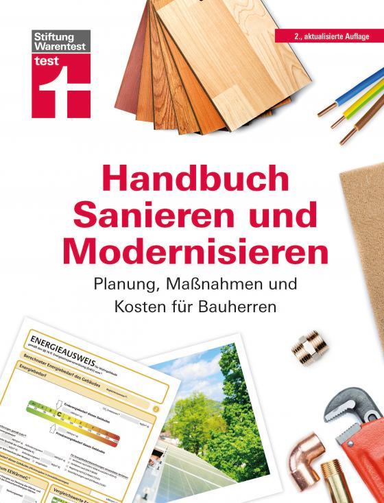 Cover-Bild Handbuch Sanieren und Modernisieren