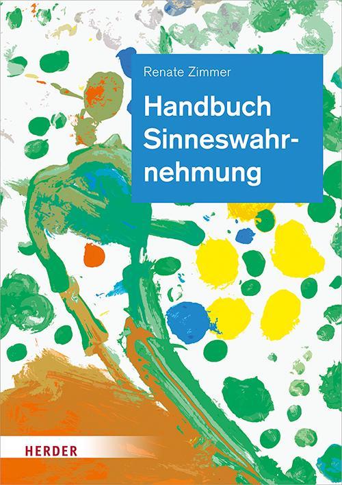 Cover-Bild Handbuch Sinneswahrnehmung