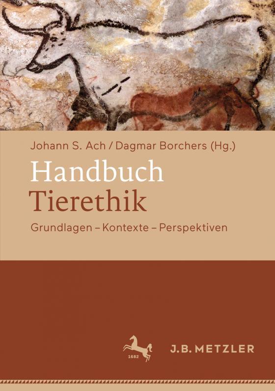 Cover-Bild Handbuch Tierethik