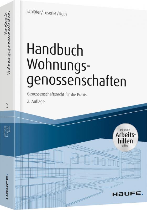Cover-Bild Handbuch Wohnungsgenossenschaften