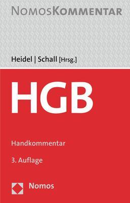Cover-Bild Handelsgesetzbuch