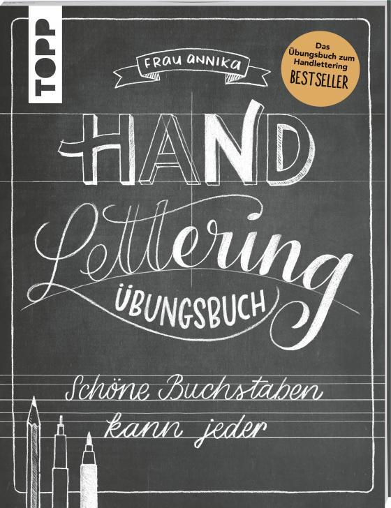 Cover-Bild Handlettering. Die Kunst der schönen Buchstaben. Übungsbuch