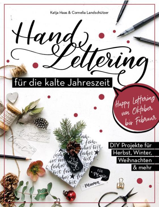 Cover-Bild Handlettering für die kalte Jahreszeit