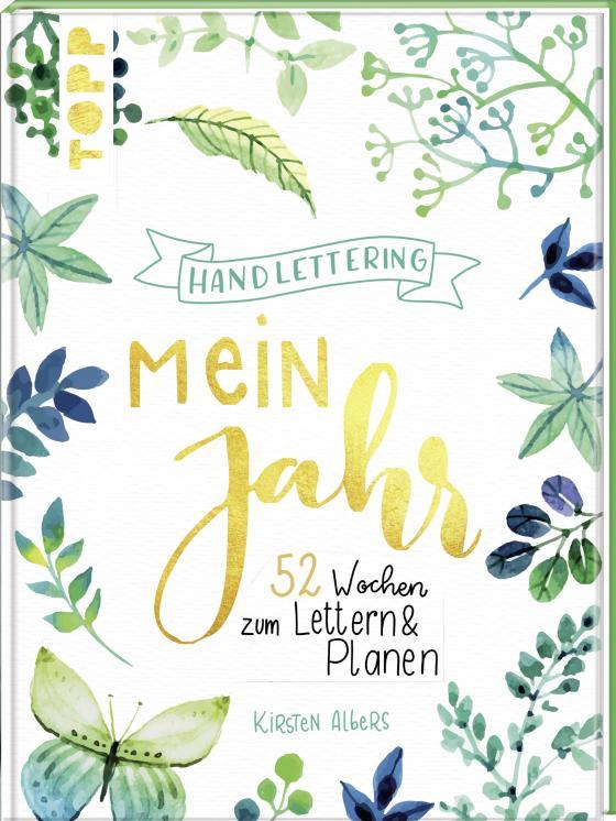 Cover-Bild Handlettering: Mein Jahr
