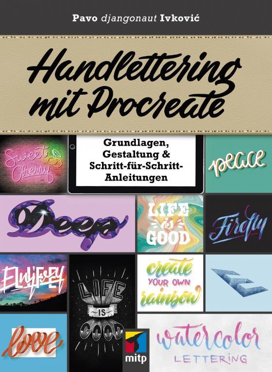 Cover-Bild Handlettering mit Procreate