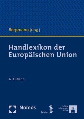 Cover-Bild Handlexikon der Europäischen Union