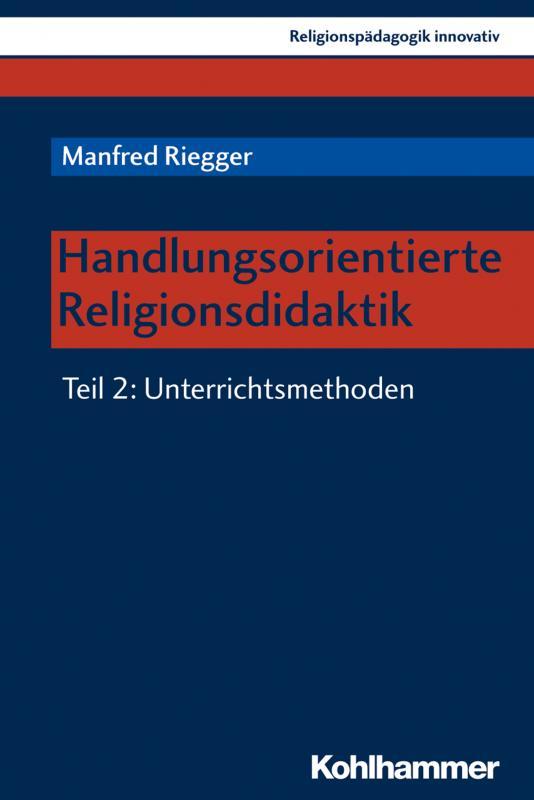 Cover-Bild Handlungsorientierte Religionsdidaktik