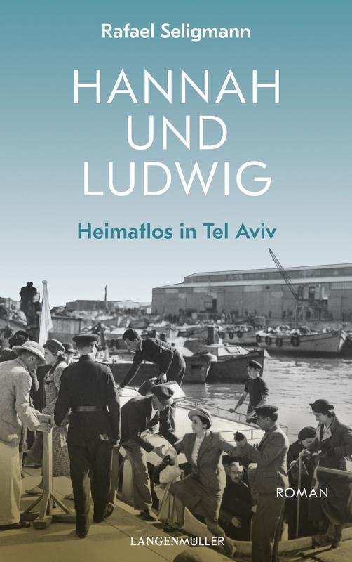 Cover-Bild Hannah und Ludwig
