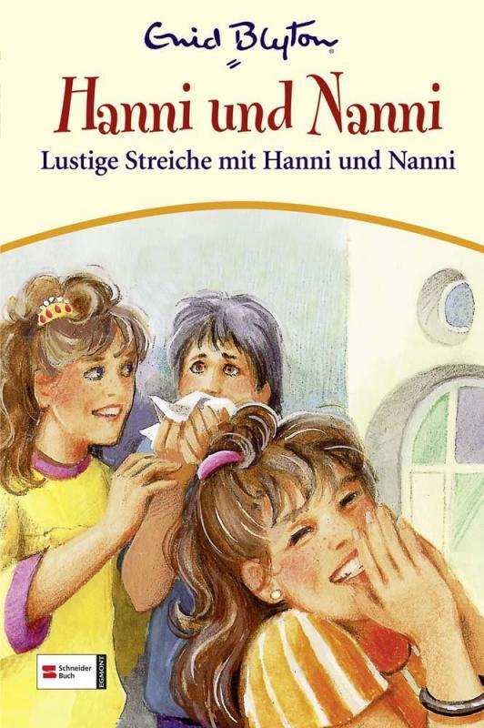 Cover-Bild Hanni & Nanni, Band 11