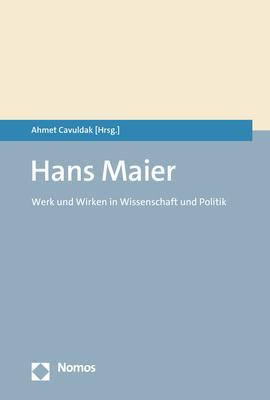 Cover-Bild Hans Maier