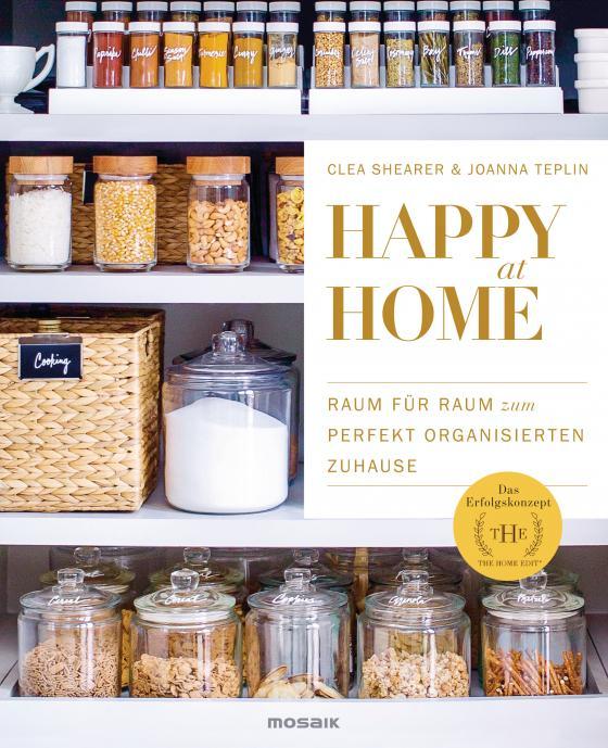 Cover-Bild Happy at Home