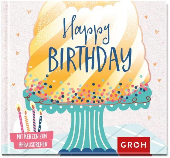 Cover-Bild Happy birthday