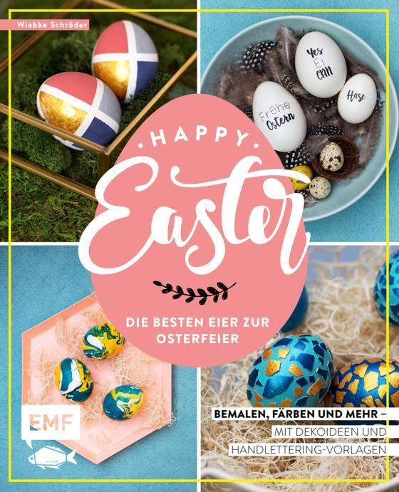 Cover-Bild Happy Easter – Die besten Eier zur Osterfeier