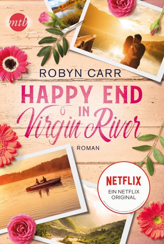 Cover-Bild Happy End in Virgin River