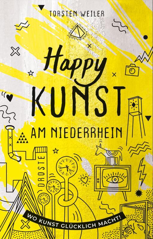 Cover-Bild Happy Kunst am Niederrhein