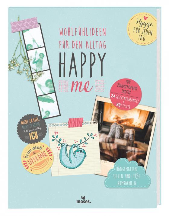 Cover-Bild Happy me – Wohlfühlideen für den Alltag