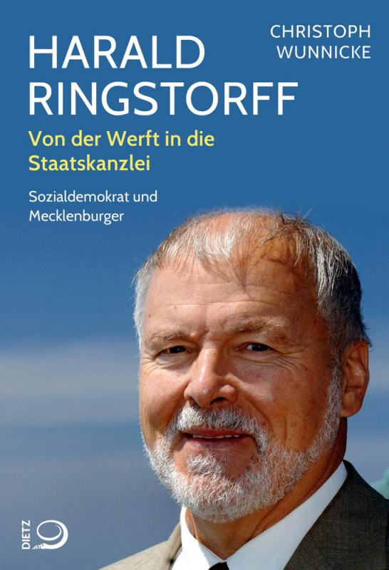 Cover-Bild Harald Ringstorff