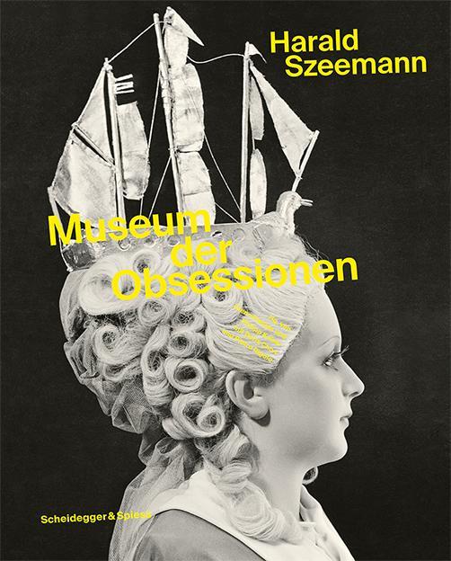 Cover-Bild Harald Szeemann