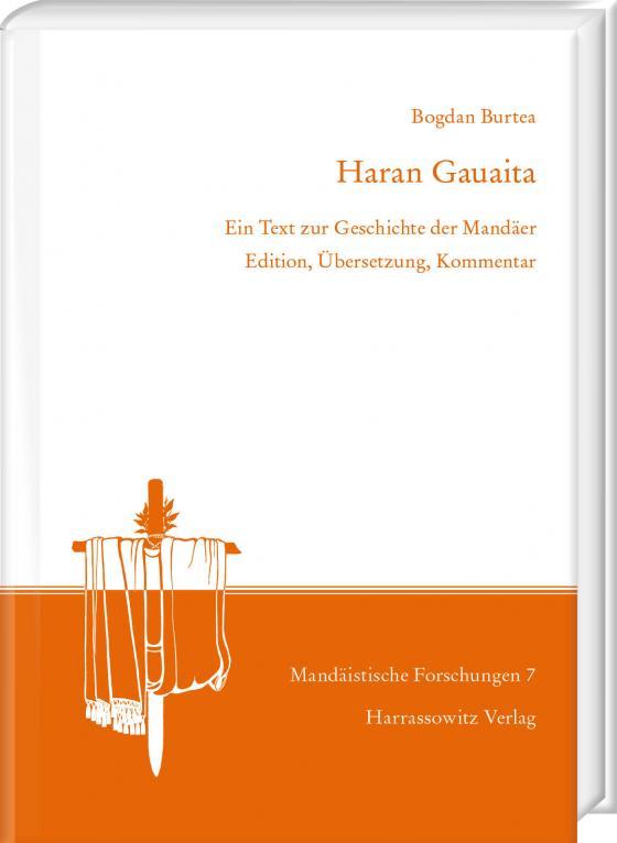 Cover-Bild Haran Gauaita. Ein Text zur Geschichte der Mandäer