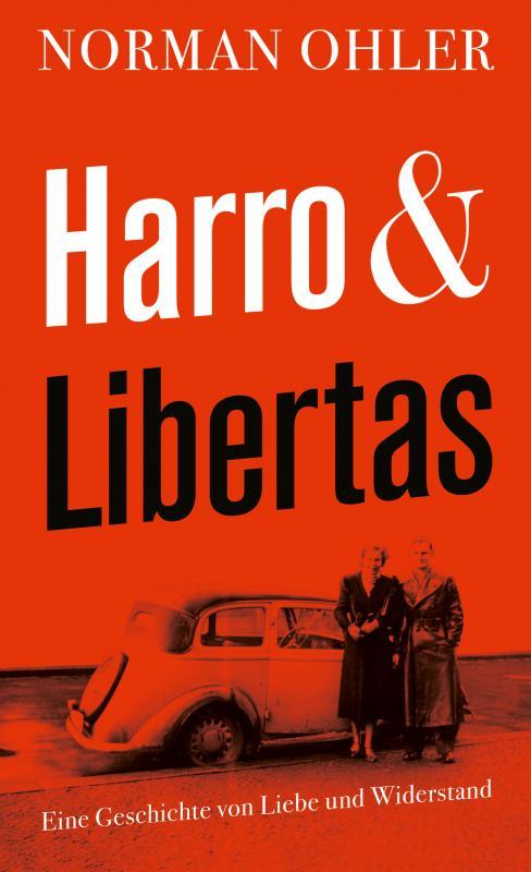 Cover-Bild Harro und Libertas