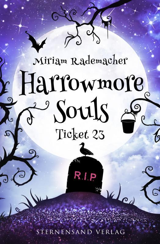 Cover-Bild Harrowmore Souls (Band 2): Ticket 23