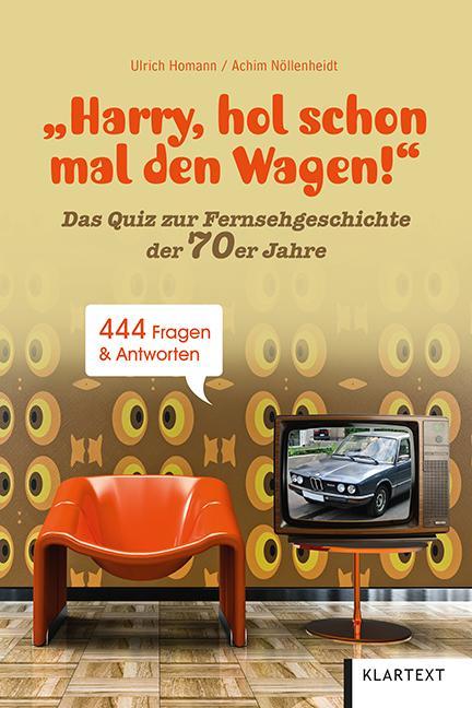 """Cover-Bild """"Harry, hol schon mal den Wagen!"""""""