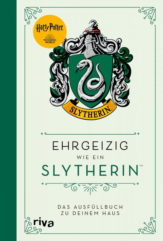 Cover-Bild Harry Potter: Ehrgeizig wie ein Slytherin