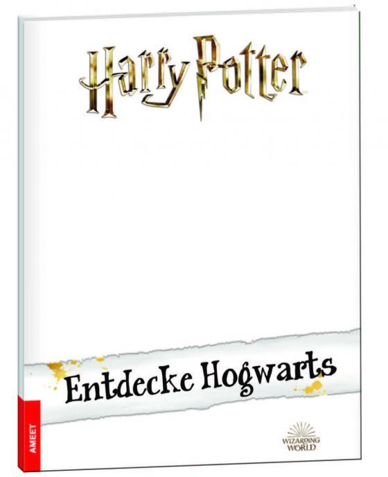 Cover-Bild Harry Potter™ – Entdecke Hogwarts