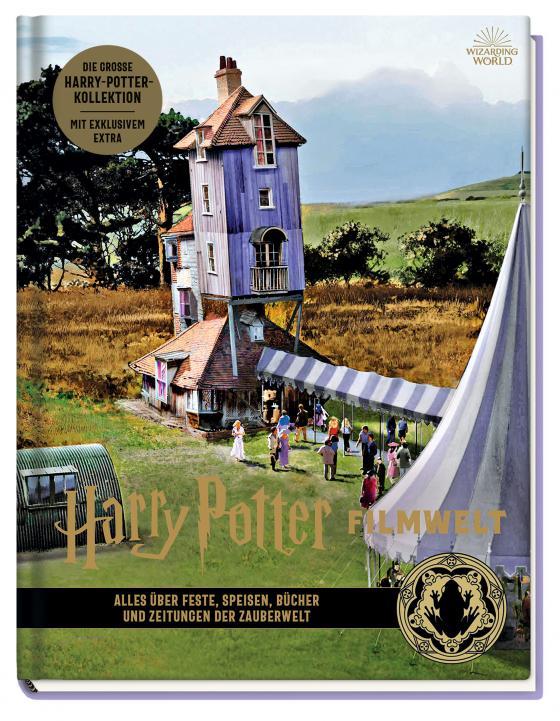 Cover-Bild Harry Potter Filmwelt