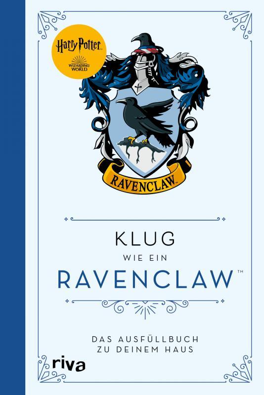Cover-Bild Harry Potter: Klug wie ein Ravenclaw